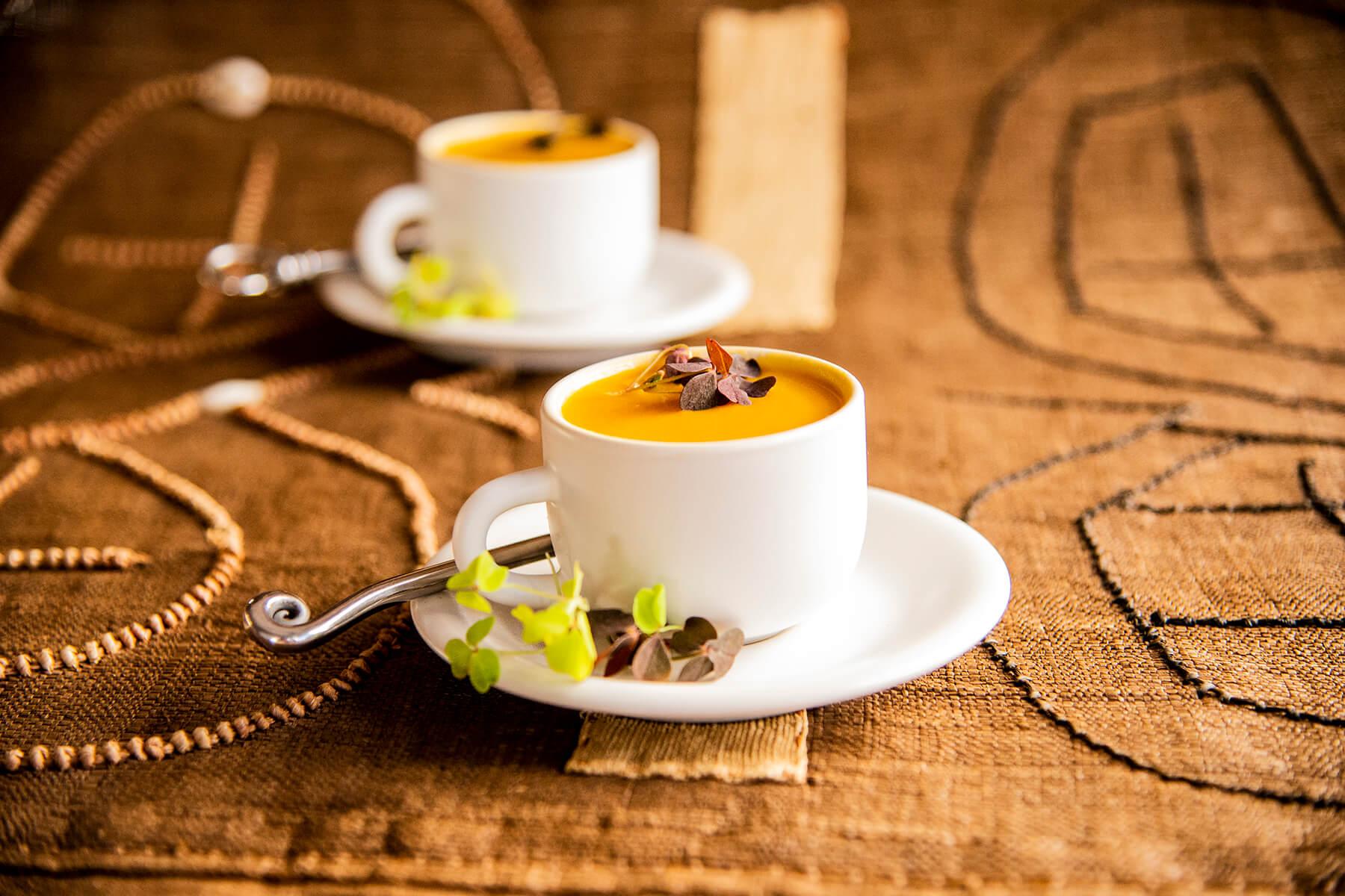Butternut Soup Recipe - Makweti Safari Lodge