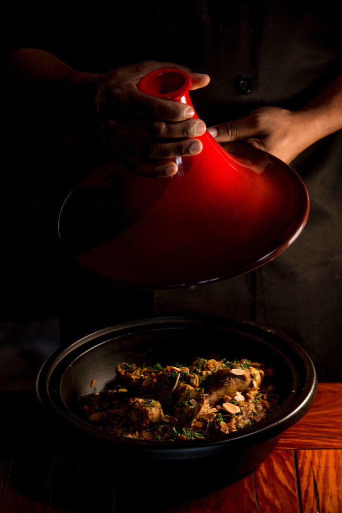 Make Your Own Authentic Chicken Tagine