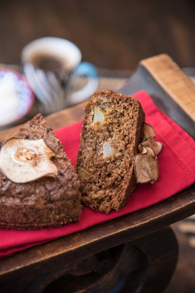 Pear And Ginger Cake Made At Makweti