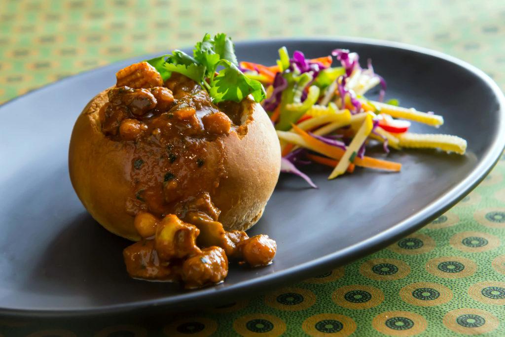 Bunny Chow Recipe made by Makweti Safari Lodge
