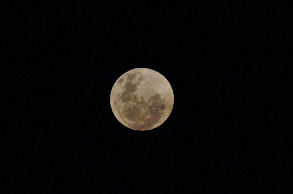 Full Moon December 2018